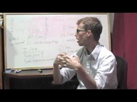 Categorical Logic Basics:  Part Two