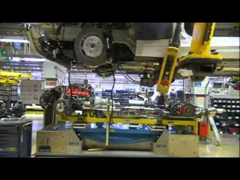 Ultimate Factories Maserati 2 4 - YouTube