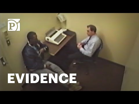 Police Footage: The Interrogation That Led to Ricky Joyner's Murder Charge