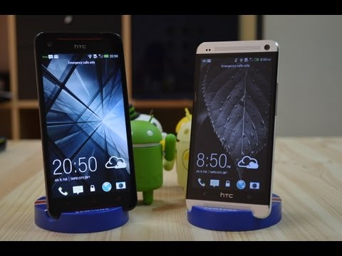 HTC Butterfly S vs HTC One - Comparison