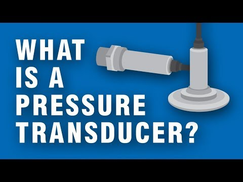 What is a Pressure Transducer? | Omega Engineering