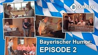 B-COMEDY EPISODE 2, BEST OF 2019/1, 10 lustige Geschichten aus Bayern