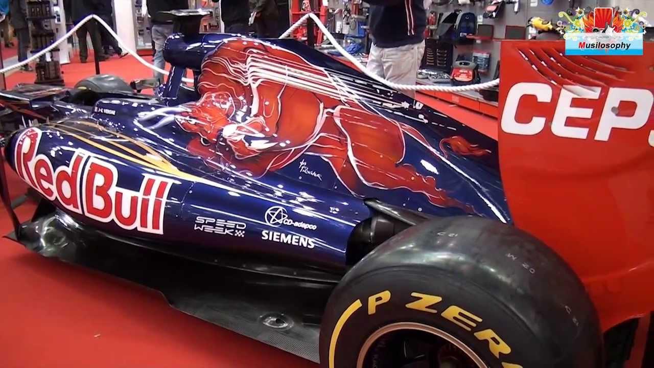 Toro Rosso (Red Bull) - Macchina da Corsa Formula 1 - Jean--Éric ...