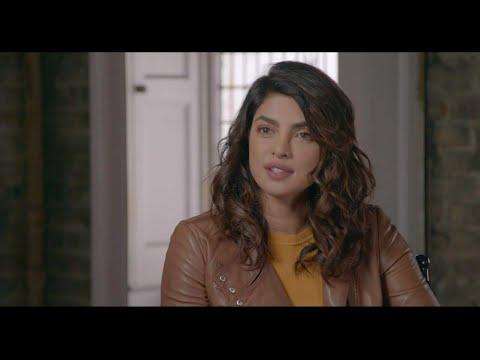 """Chopra on 'Quantico' cast: 'Everyone's so pretty!"""""""