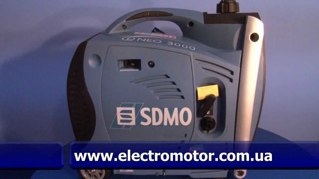 инструкция на двигатель sdmo booster 1000