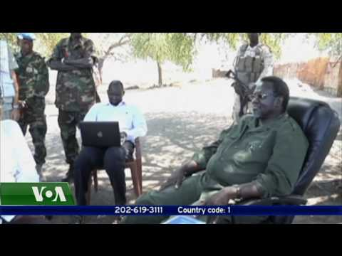 Possible Civil War in South Sudan- Straight Talk Africa