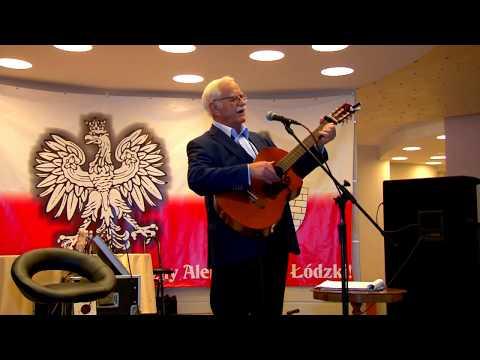 Jan Pietrzak w Aleksandrowie Łódzkim - Niech żyje Polska!