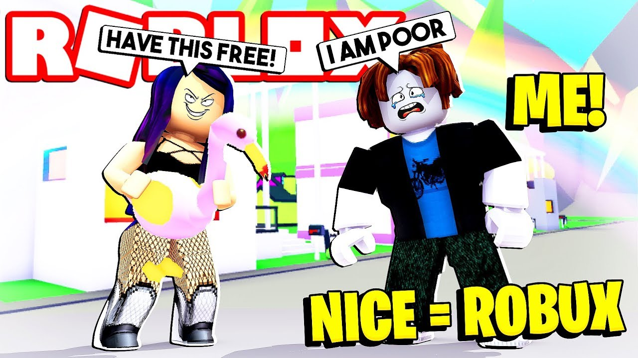 how to get free stuff in roblox adopt me