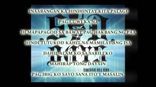 Repeat youtube video DIWATA-KIDLAT FT PIV (OFFICIAL LYRICS VIDEO)