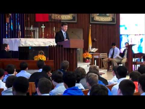 Jordan Hiller '08 Convocation Speech.wmv