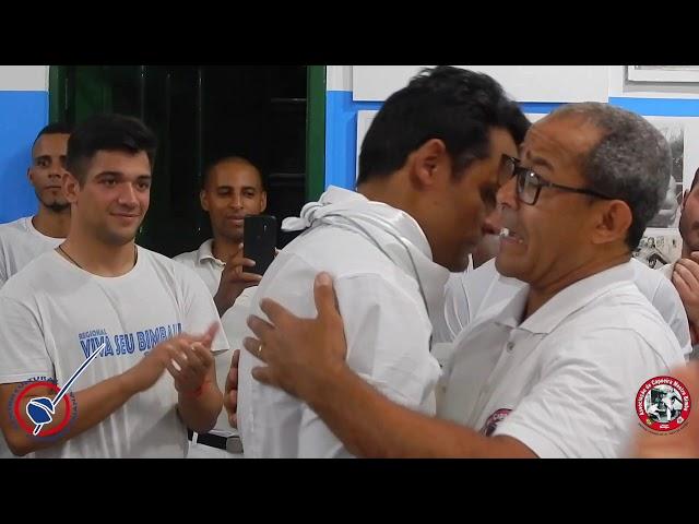 Consagração Mestre Charangueiro - Lenço Branco / Mestre Careca