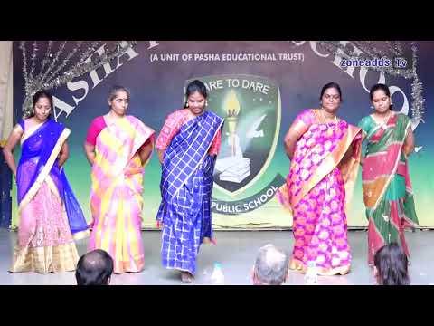 Pasha Public School Celebrate Children's Day | Song 02 | Neredmet || zoneadds.tv