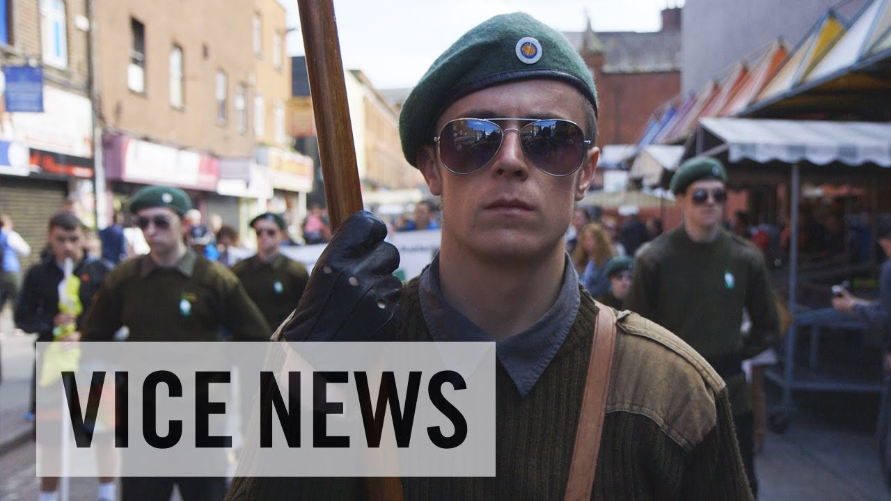 The Republic's Dissident Youth: Ireland's Young Warriors ...