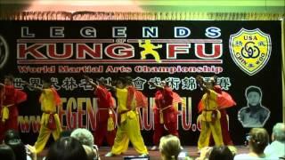 legends of kungfu2013 Master Shi Yan Feng American ShaLlin Kung Fu