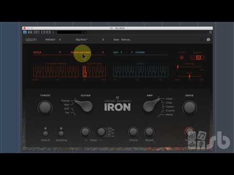 UJAM - Virtual Guitarist - IRON (Rock and Metal)