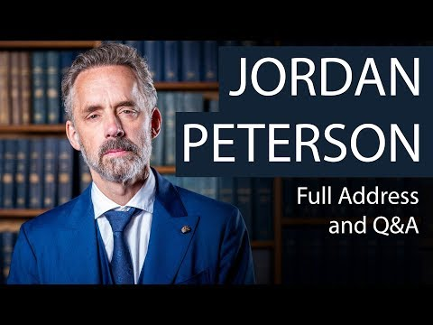 Jordan Peterson  Full Address and Q&A  Oxford Union