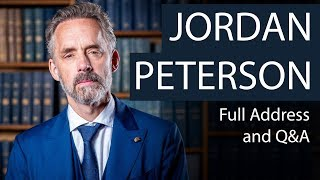 Jordan Peterson | Full Address and Q&A | Oxford Union thumbnail
