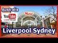 Liverpool -  AUSTRALIA - VLOG | Mi Vida en Australia