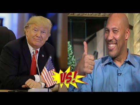 Donald Trump vs Lavar Ball - Der China Skandal