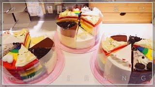 *ENG*블레스롤 Cafe Vlog/대전 인기 카페 콜라보케이크