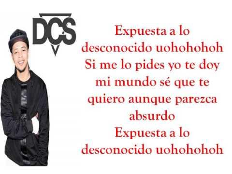 DCS   💙 DESCONOCIDOS 💙 X MARTA ESCODA LETRA