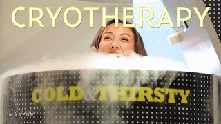 We FROZE Ourselves for Cryotherapy Health and Beauty Benefits! | The SASS with Sharzad and Susan
