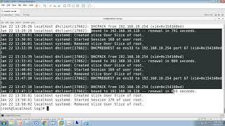 [따라學IT] 12. 리눅스의 로그 - 다양한 로그 파…