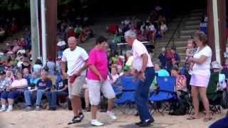2015 Sparta Fiddlers Convention - Dancin