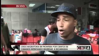 Expulsados violentamente de Nicaragua cubanos calificados de ilegales