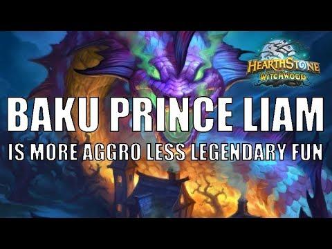 Baku Prince Liam Paladin | More Aggro Less Random Legendarys