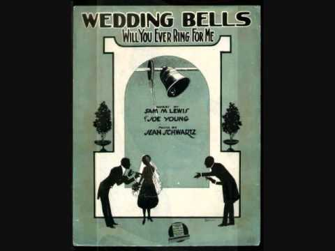 Al Jolson - Wedding Bells (Will You Ever Ring For Me?) (1918)