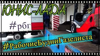 ЮНИС-ЛАДА ОМСК. РАБОЧИЕ БУДНИ ГАЗЕЛИСТА #РБГ 271