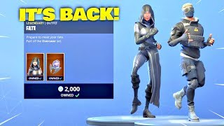 ¡LA PIEL DE FATE Y TWIST EMOTE SON DE VUELTA! Fortnite ITEM SHOP [16 de enero de 2019] Fortnite Battle Royale