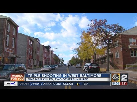 Baltimore triple shooting under investigation