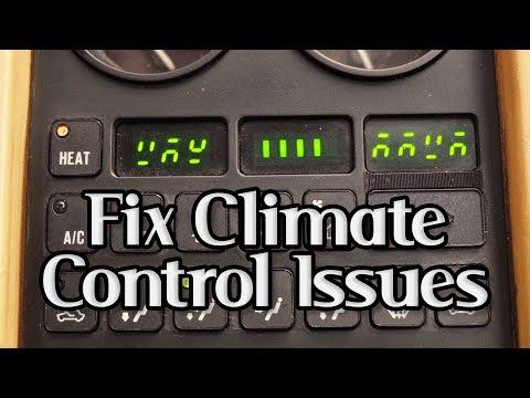 Ferrari 348 – Crazy HVAC Diagnostics Mode