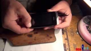 Nokia asha 308 не работает сенсор(Сегодня на ремонте нокиа asha казалось бы с нерабочим сенсором... Но детальная диагностика как раз показала..., 2014-12-04T15:04:13.000Z)