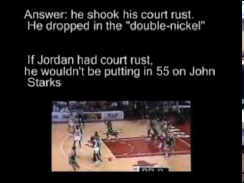 Michael Jordan was Overhyped and Overrated