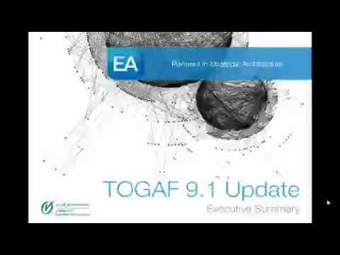 TOGAF 9.1 Update - Executive Summary