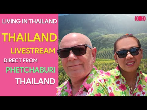 Land of Smiles Thailand Live From Thailand  (19.00 Sunday Thailand Time)