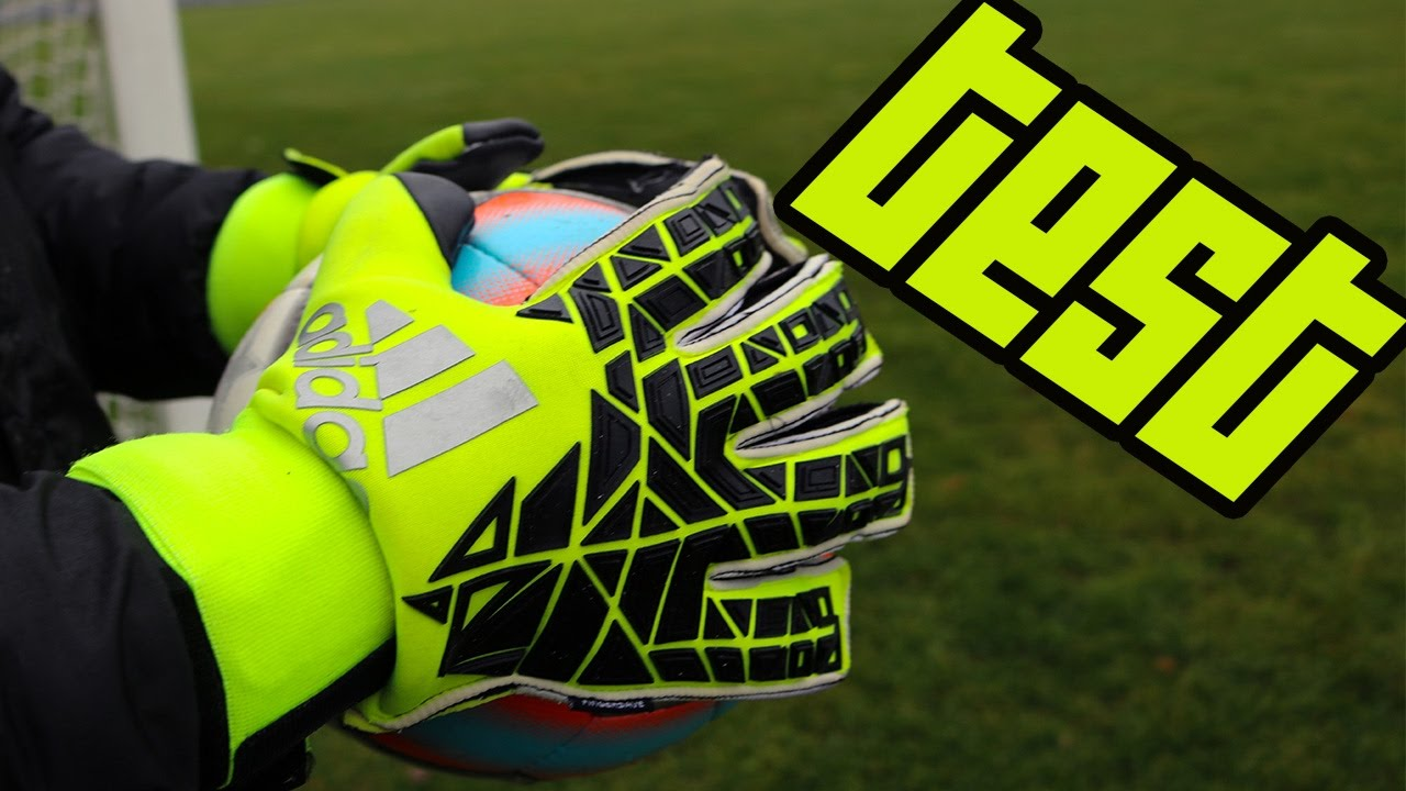 ADIDAS ACE TRANS PRO FS | TEST & REVIEW | HD