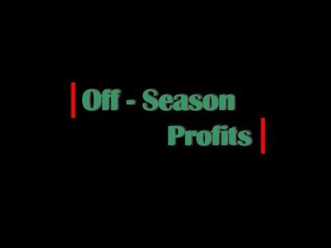 Off Season Profits
