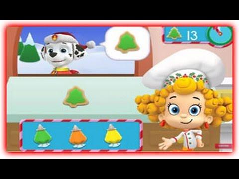 Nick Jr Christmas Festival 3 - Nick Jr Games - YouTube