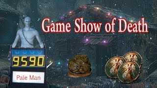 Dark Souls 3 Trolling: GAME SHOW OF DEATH (Pale Man)