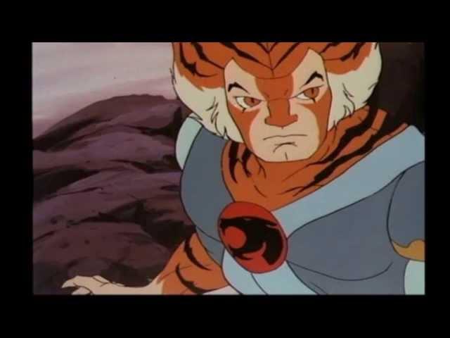 Thundercats Tygra Tribute