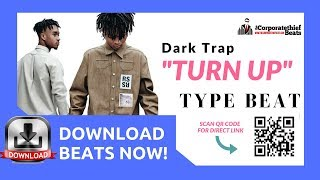 """Dark Trap Beats For Sale """"Turn Up"""" { 10+ Minute Freestyle Trap Instrumental Loop} ♻️ 🔥"""