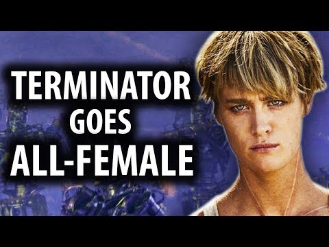 Terminator Goes All Female Despite Ghostbusters & Ocean