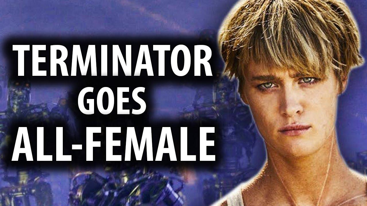 Terminator Goes All Female Despite Ghostbusters & Ocean's 8 Failing