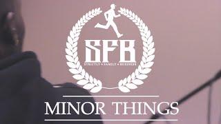SFB: Minor Things (deel 1) - [vrijdag verschijnt RTL2]