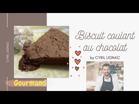 biscuit-coulant-au-chocolat-by-cyril-lignac-😍