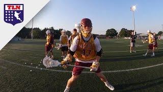 Salisbury Lacrosse Helmet Cam Fall 2014